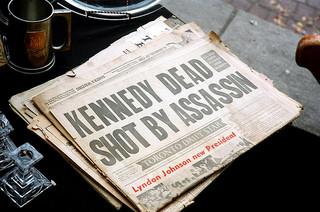 assassinat jfk complot