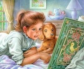 Открываем волшебный мир книги.